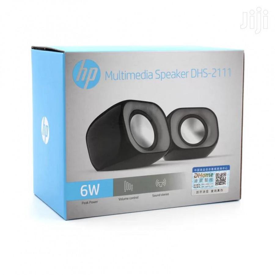 HP MULTIMEDIA SPEAKER DHS-2111 6W