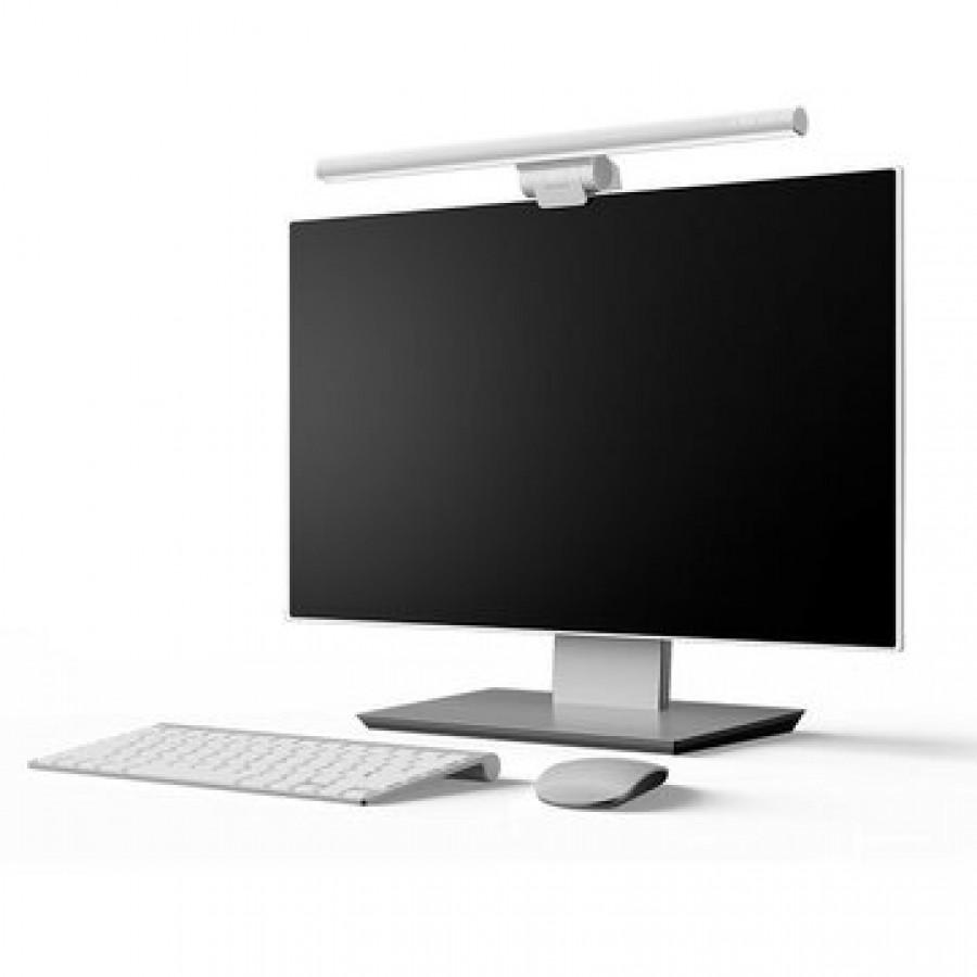 Baseus i-wok Series USB Asymmetric Light Source Screen Hanging Light (Youth) White