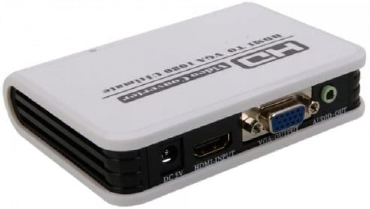 Convertor VGA to HDMI HV001