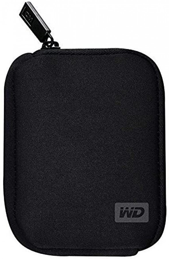 WD My Passport Soft Carrying case