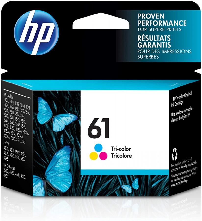 HP CARTRIDGE 61 COLOR