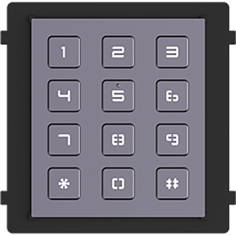 Hikvision DS-KD-KP Keypad Module