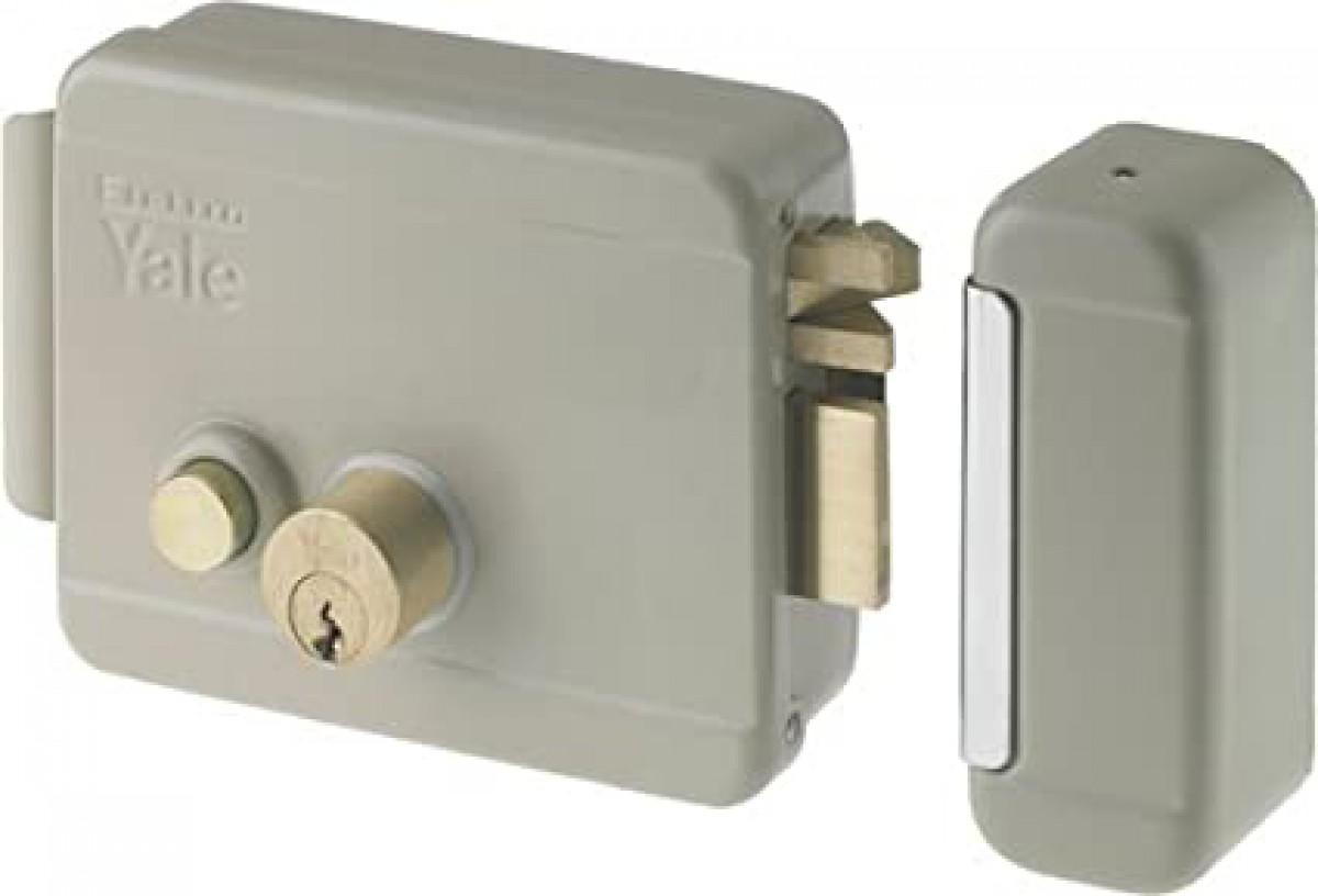 Yale Electric Rim Lock 602