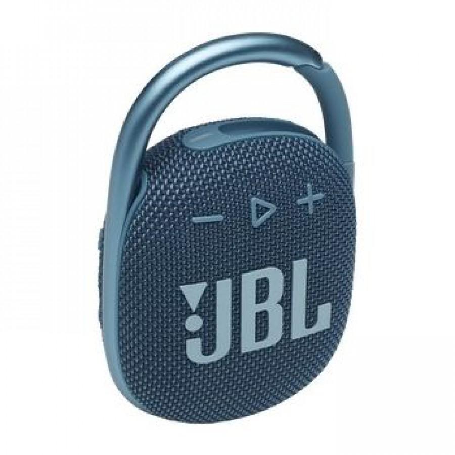 JBL Clip 4 Ultra-Portable WaterProof Speaker Blue
