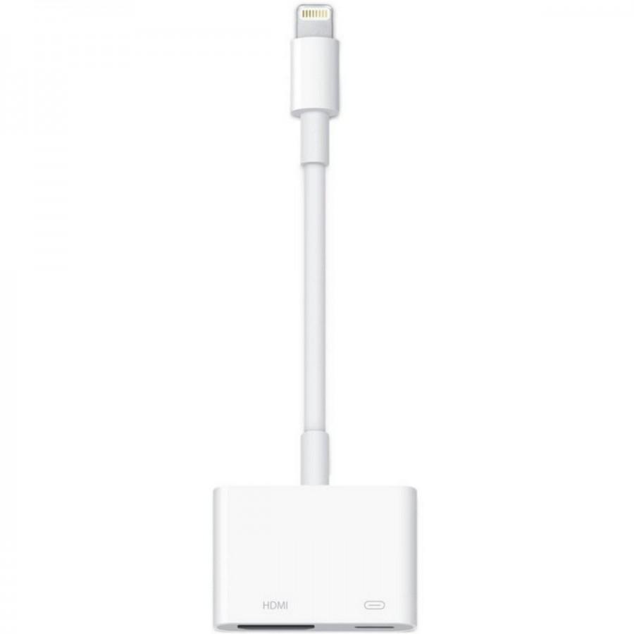Apple Lightning to Digital AV Adapter MD826