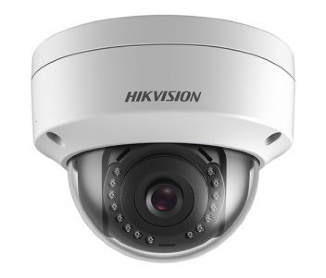 DS-2CD1123G0E-I 2MP IR Fixed NetworkDome Camera