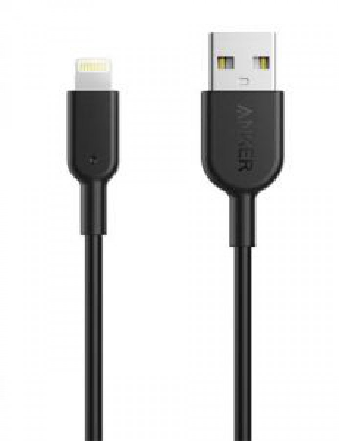 ANKER POWERLINE III USB -A Cable With Lightning Connector 1.8 m Black A8813H11
