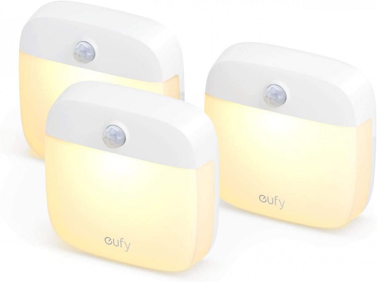 EUFY LUMI STICK-ON NIGHT LIGHT WHITE AN.T1301H21.WT