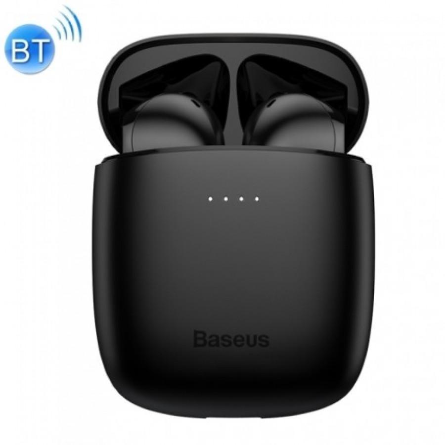 Baseus Encok True Wireless Earphones W04 Pro Black NGW04P-01