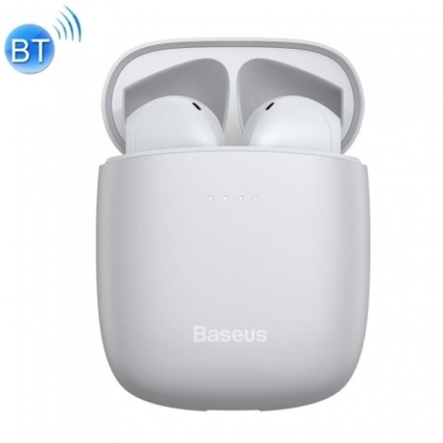 Baseus Encok True Wireless Earphones W04 Pro White NGW04P-02