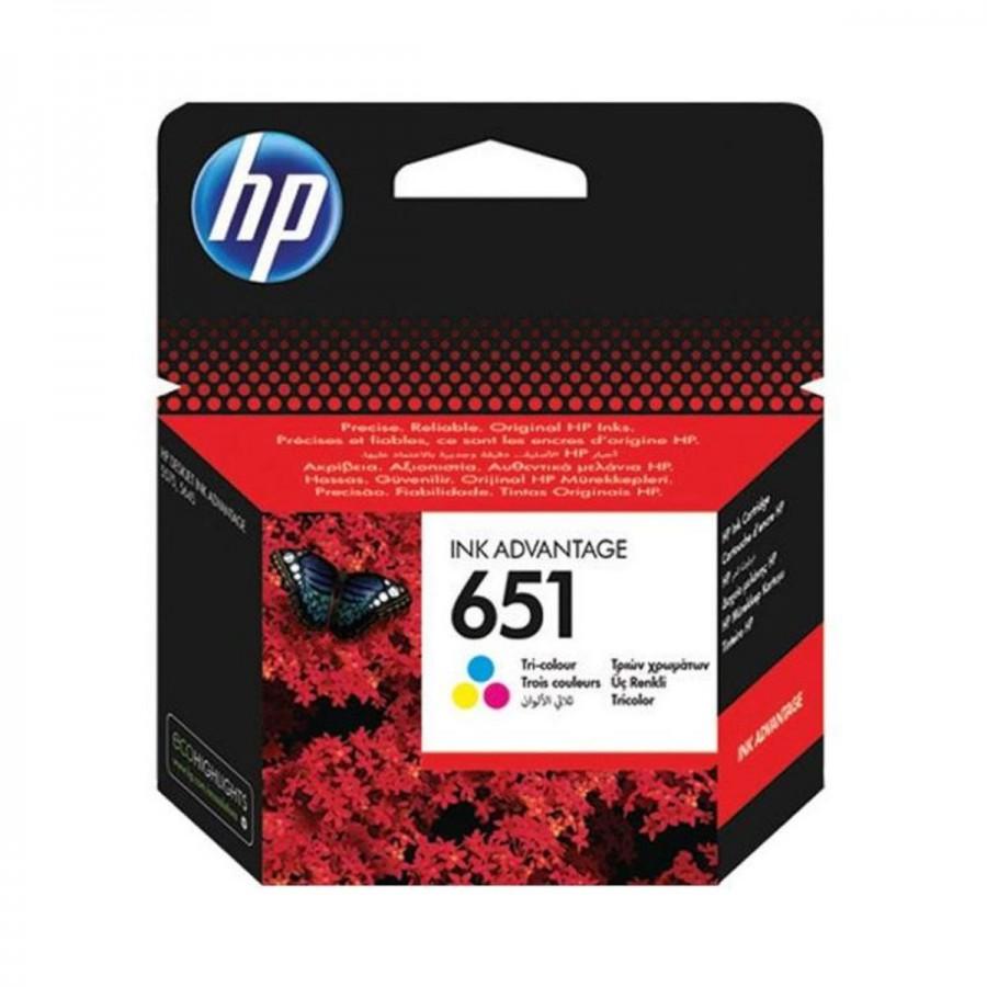HP INK Cartridge 651 Color