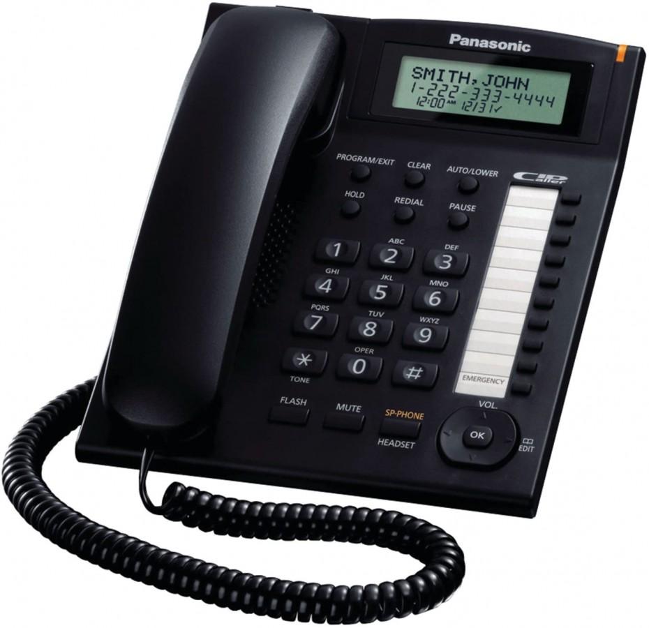 Telephone Analog Panasonic KX-TS880