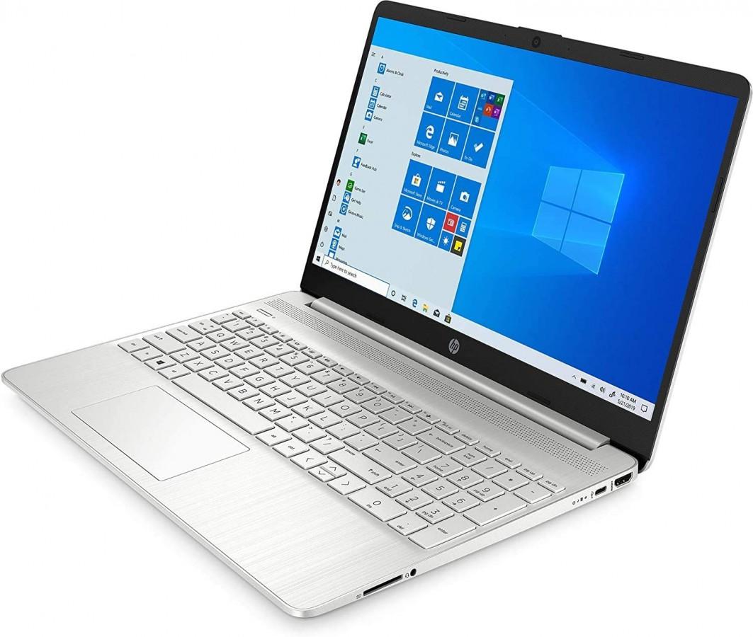 HP LAPTOP 15-DY1079MS (CORE I7-1065G7) 15.6″ 12GB RAM, 256GB SSD, SILVER, WINDOWS 10 HOME