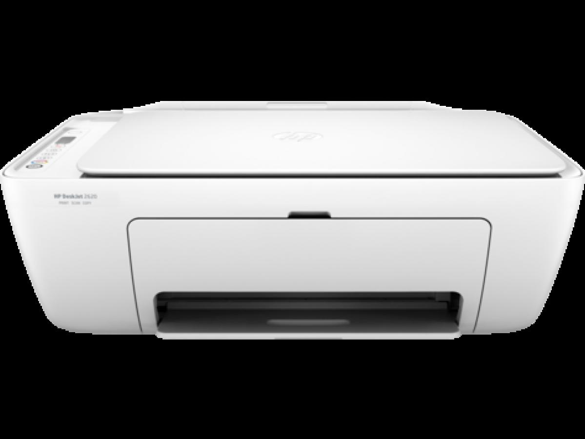 HP DeskJet #2620 All-in-One Wireless Inkjet Printer