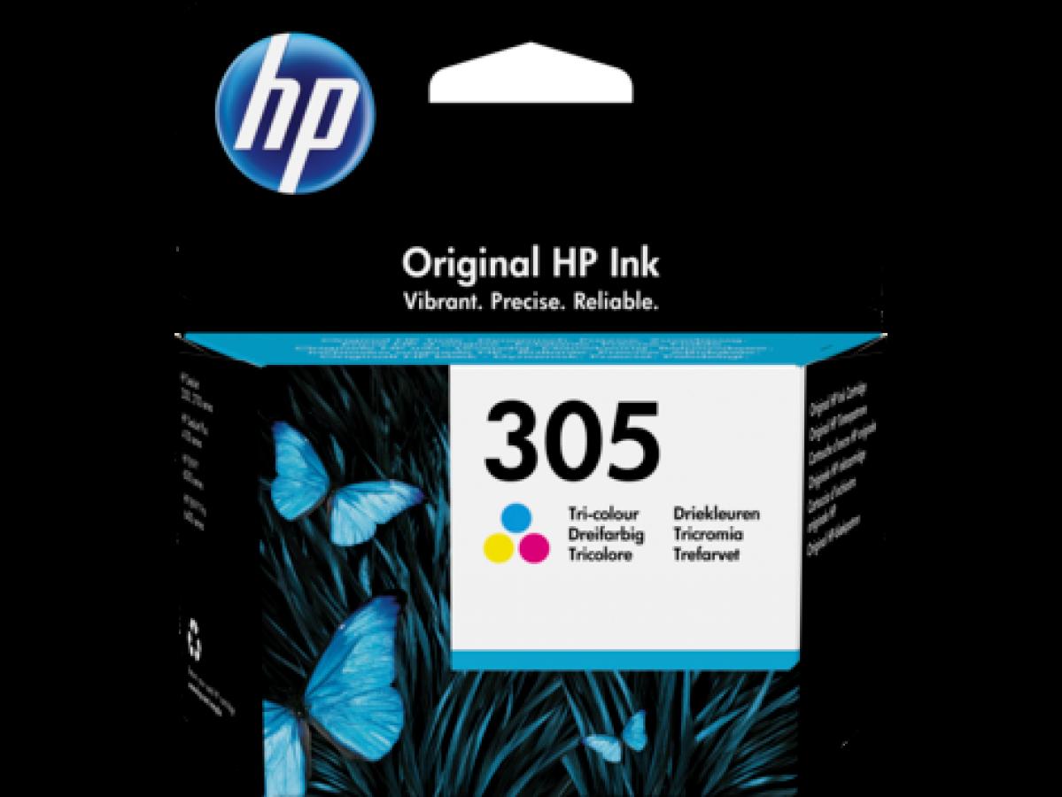 HP ORIGINAL INK 305 COLOR