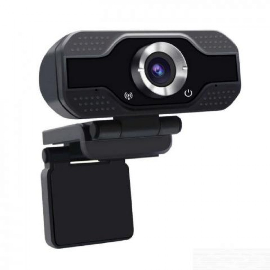 HAYSENSER HD 1080P WEBCAM with Built in Microphone