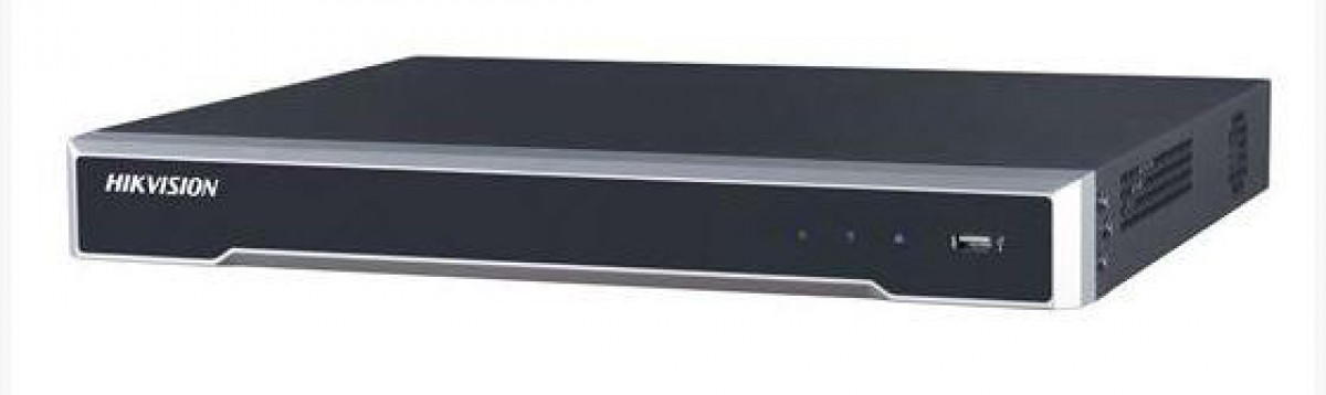 Hikvision DS-7608NI-K2 8 channel IP NVR, 4K resolution without POE