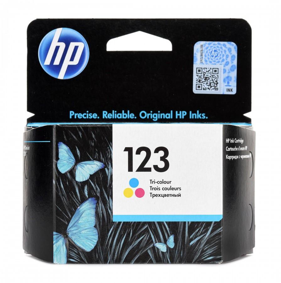 HP INK Cartridge 123  Color
