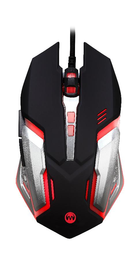 MICRODIGIT Hi-Speed Wired Gaming Mouse MD2001