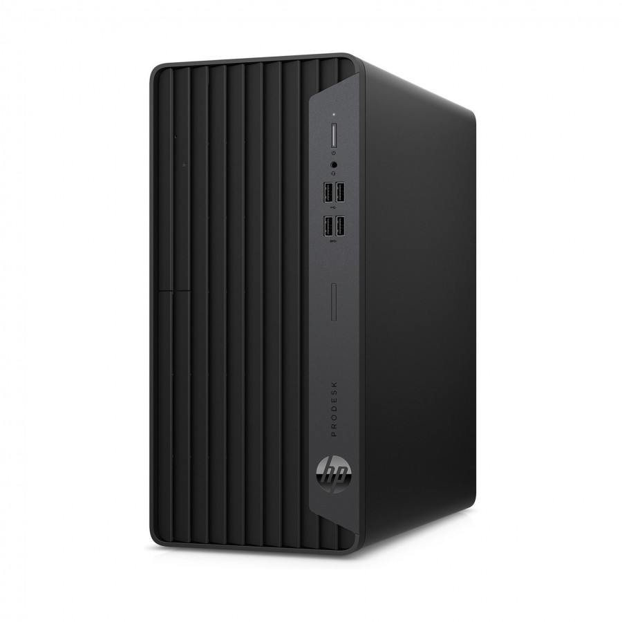HP-ProDesk-400-G7 Desktop Core i7 (10 gen) ,8gb Ram,500GB SSD , Black Color, Windows 10 Pro